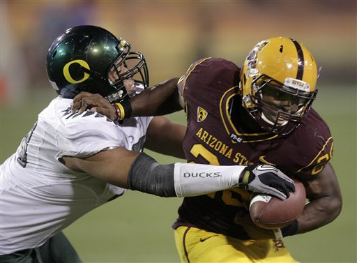 Oregon Arizona St Football