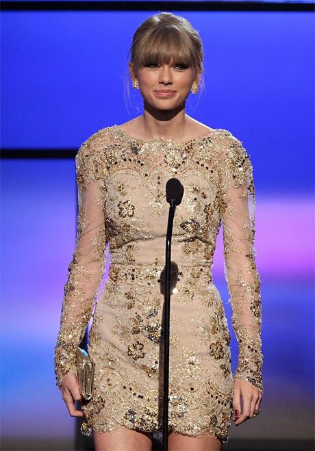 2012 American Music Awards Show