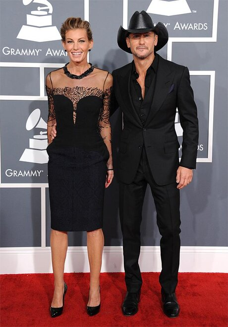 2013 Grammy Awards Arrivals