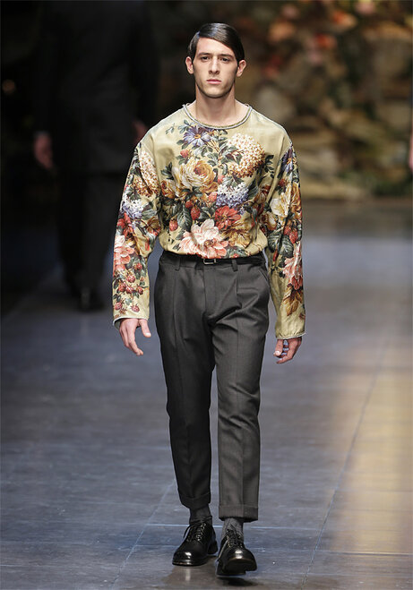 Italy Fashion Dolce &amp; Gabbana