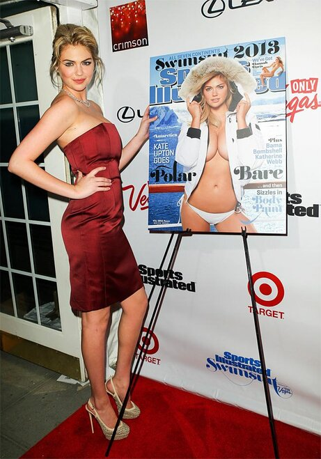 Sports Illustrated 2013 Swimsuit Issue Launch