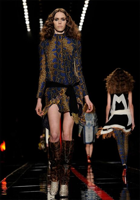 Italy Fashion Just Cavalli