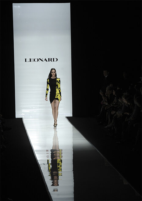 Paris Fashion Leonard