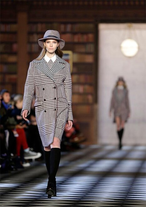 Fashion Tommy Hilfiger Fall 2013