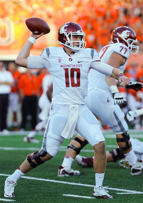 Washington St Oregon St Football