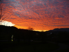 Sutherlin  Sunsets 01/20/2011