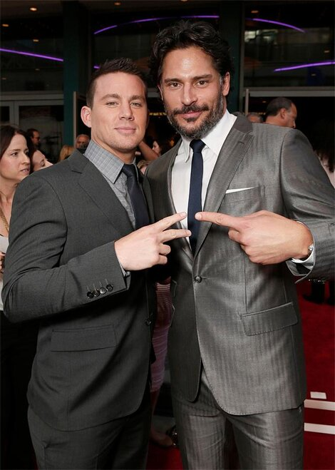 Premiere Magic Mike
