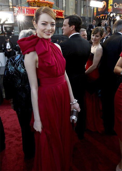 84th Academy Awards Insider Arrivals