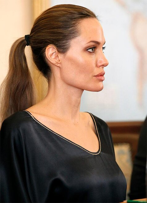 Turkey Syria Angelina Jolie