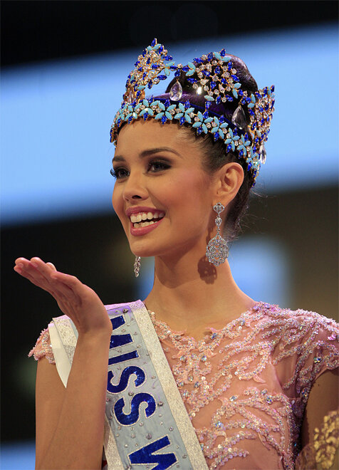 APTOPIX Indonesia Miss World