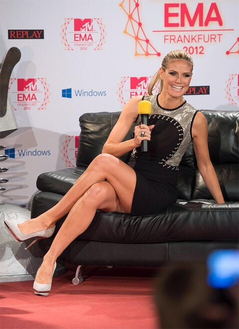 Germany MTV EMA 2012