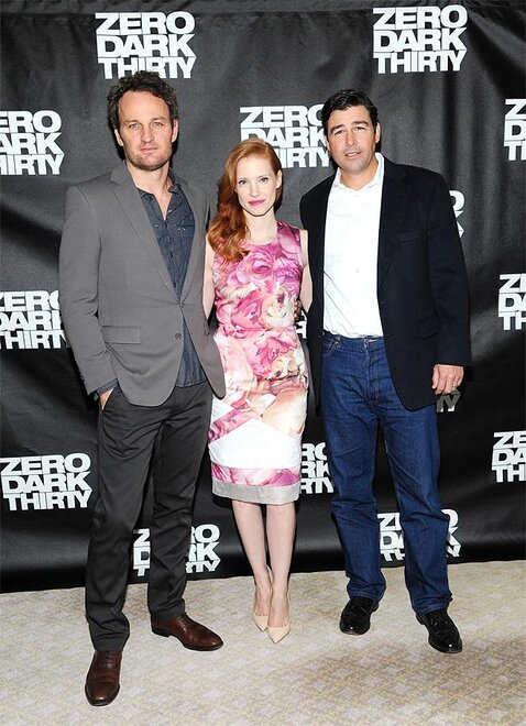 Zero Dark Thirty Photo Call