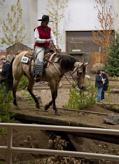 Oregon Horse Center hosts the Northwest Mountain Trail Championships - Photo by Tristan Fortsch