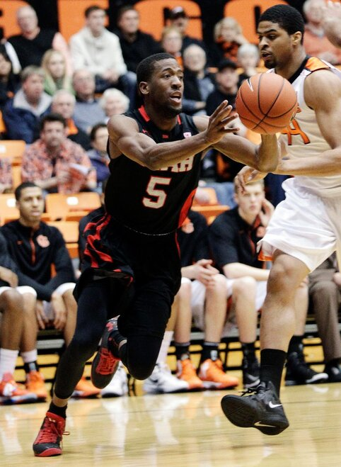 Utah Oregon St Basketball