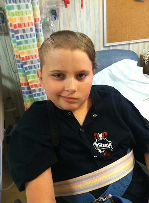 James Dahl recovering from radical brain surgery (16)