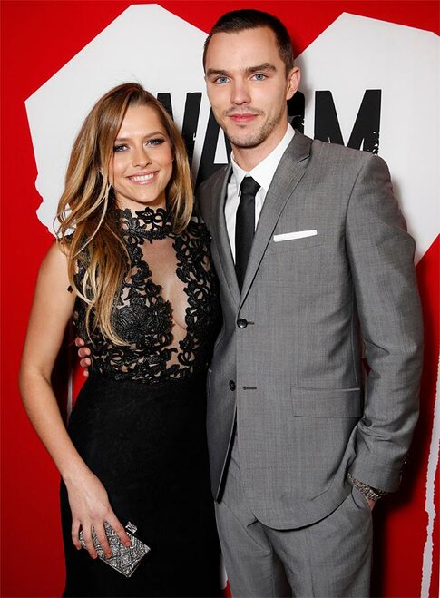 LA Premiere of Warm Bodies - Red Carpet