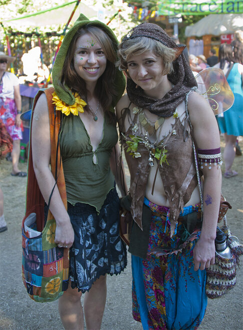 Oregon Country Fair 2013 - Photo by Tristan Fortsch
