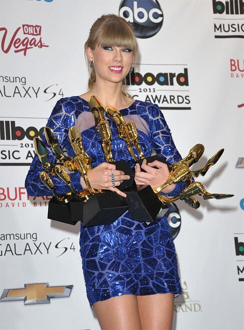 2013 Billboard Music Awards Press Room