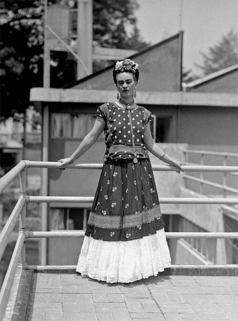 Mexico Frida Kahlo