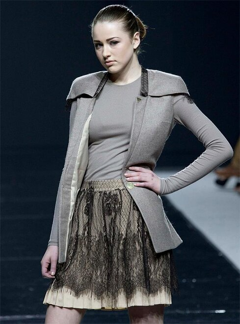 Moscow Fashion Week Gabarati