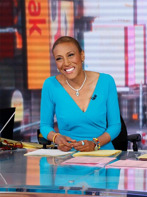 TV-Robin Roberts Returns