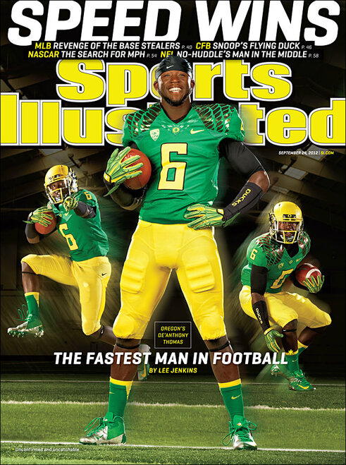 DAT on SI cover in 2012