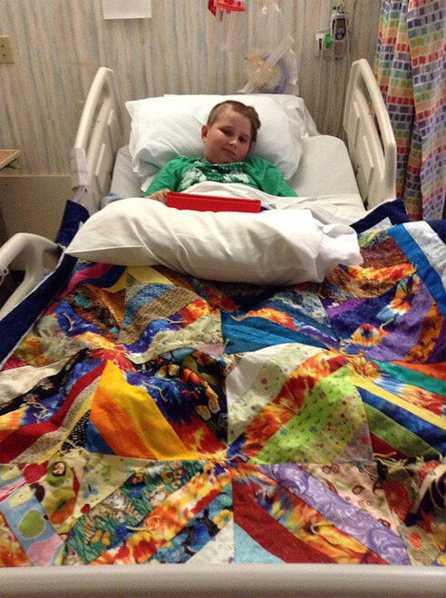 James Dahl recovering from radical brain surgery (18)