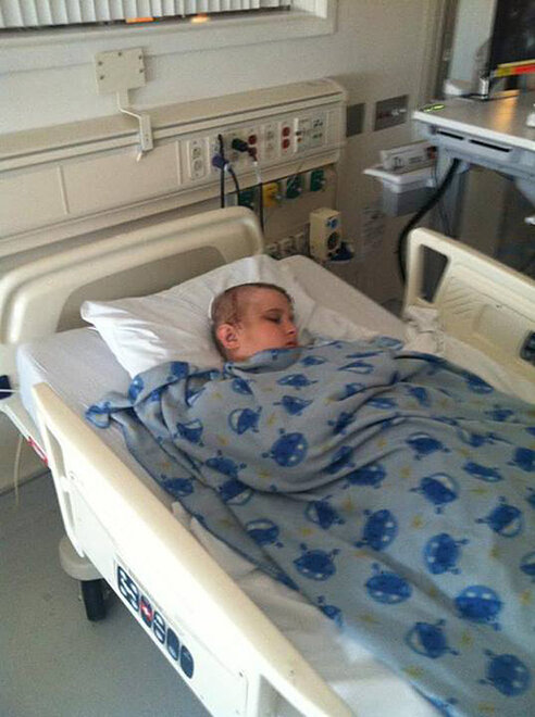 James Dahl recovering from radical brain surgery (9)