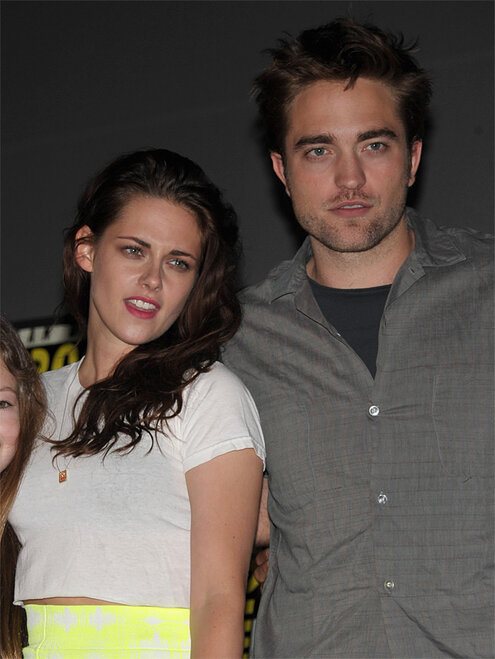 2012 Comic Con – Twilight Panel