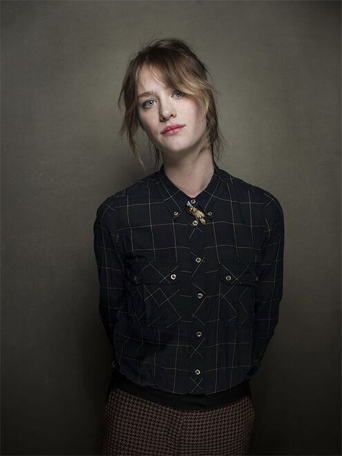 2013 Sundance Portrait - Breathe In