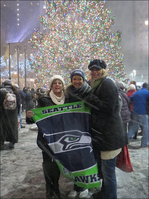Viewer Photos: Seahawks Pride