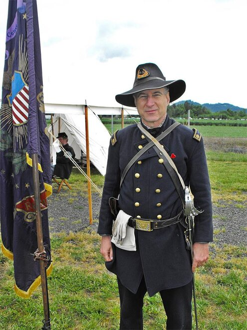 Civil War Reenactment 02 - Photo by Mike Wagner