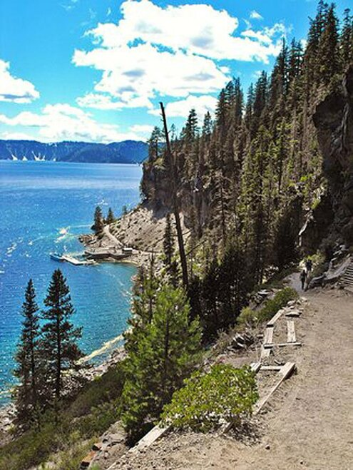 Crater Lake Nat'l. Park - photomike68