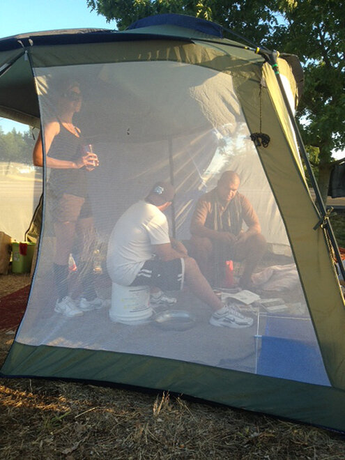 North Eugene SLEEPS camp closes after citation is issued 19 - Photo by Ty Steele