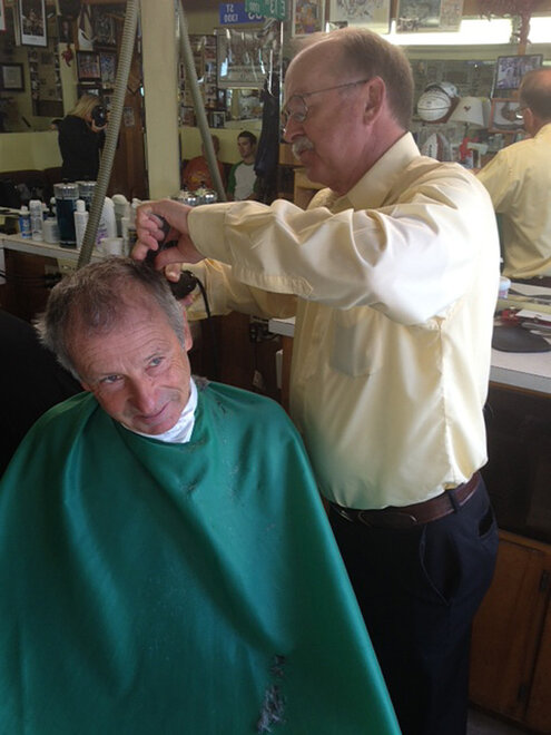 Remembering Prefontaine with a traditional trim
