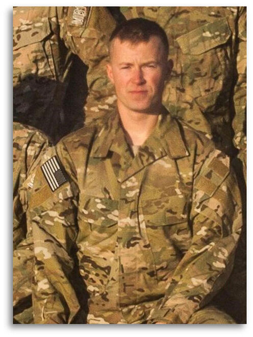 Pfc. Cody Patterson