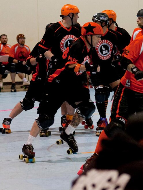 The Big O Tournament Capital City Skull Crushers vs Phoenix Rattlers 01 _Friday 5-17
