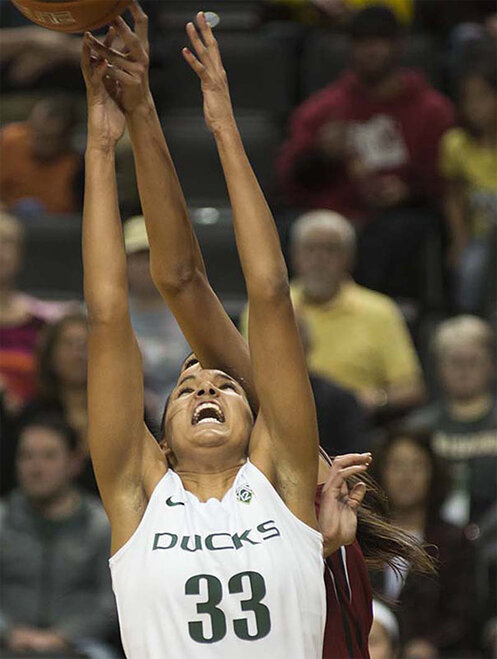 Oregon women take 82-66 victory over Washington State 02