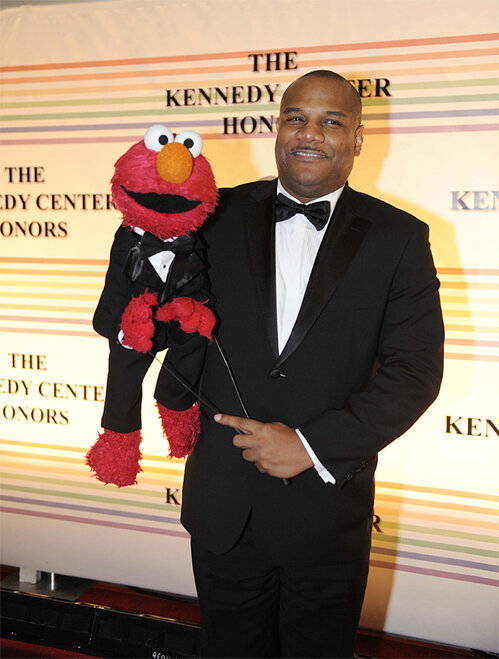 Elmo Actor Accused