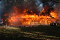 Philomath Home Destroyed By Fire