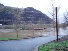 Roseburg flood