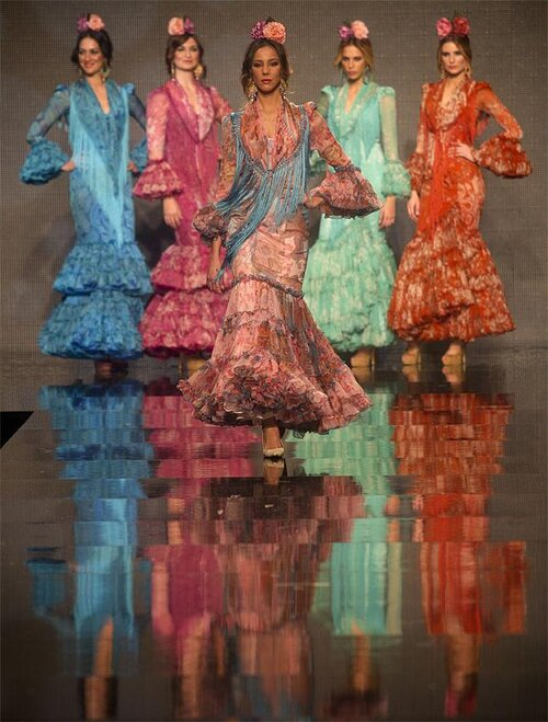 Spain Flamenco Fashion