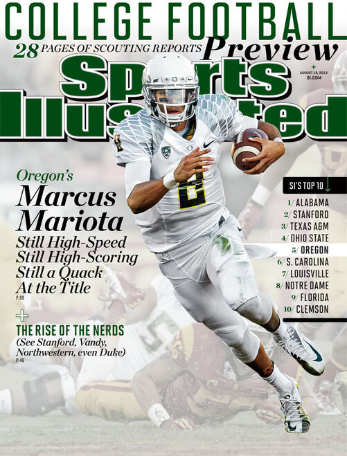 College Football Preview regional cover