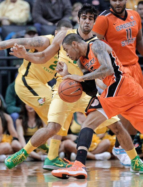 Oregon State Oregon Basketball