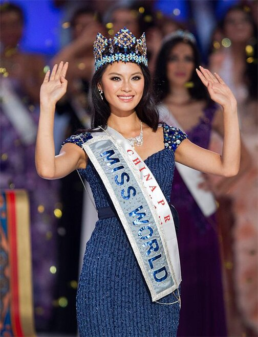 China Miss World