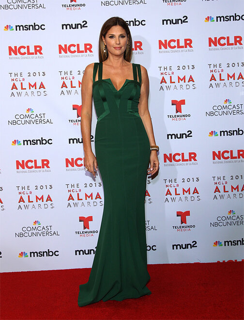 2013 NCLR ALMA Awards - Press Room