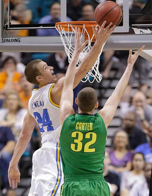 P12 Oregon UCLA Basketball