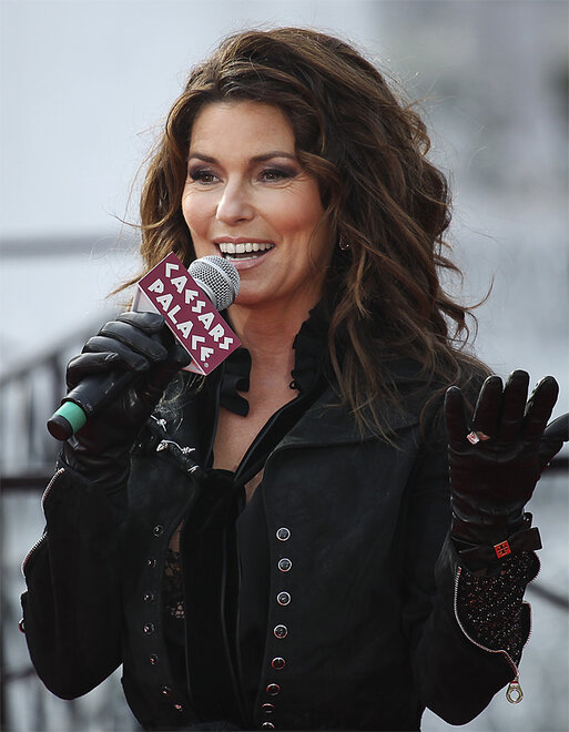 People Shania Twain