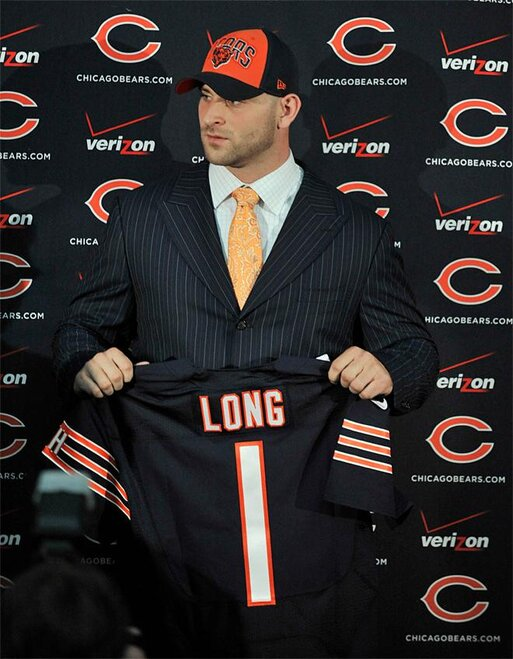 Bears Long Football