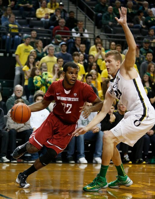 Washington St Oregon Basketball